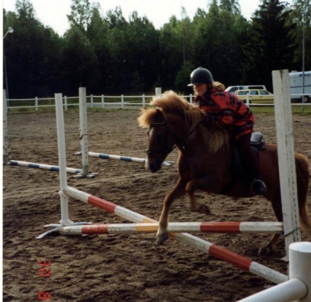 Ella och Sopi hoppar - version 2
